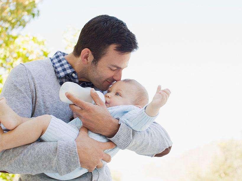 分享:让宝宝与我的亲密度瞬间暴增