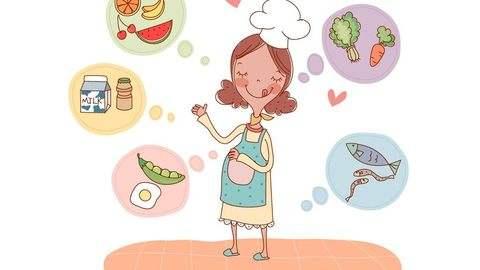 受孕难不是问题,吃这些食物提高卵子质量